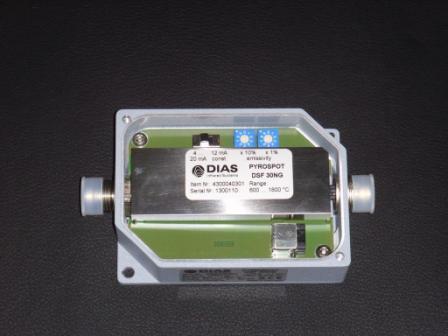 DSF30NG红外测温仪电子盒