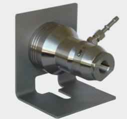 DSF30/34NG玻璃行业用光纤红外测温仪的空气吹扫器