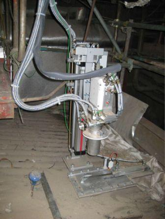 德国DIAS红外公司 , 炉顶安装PYROINC窑炉红外热成像系统